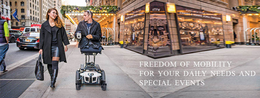 Freedom of mobility