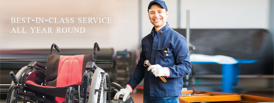 Best-in-class-service all year round