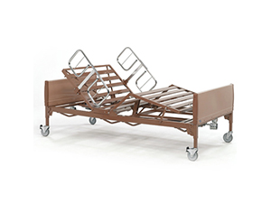 Full/Semi Elctric Home Style Hospital Bed