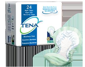 TENA Night Pads
