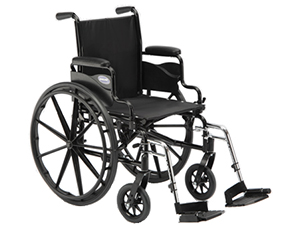 Manual Wheelchairs: High Strength Lightweight Wheelchair