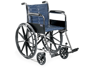 Manual Wheelchairs: Standard Wheelchair