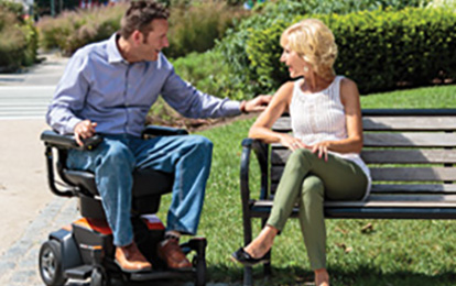 Pride Mobility Go-Chair Sale - 410-719-1222 | American Medical Equipment