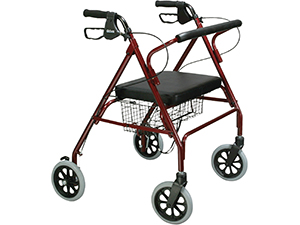 Walking Aids and Rollators